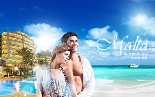8 DENNÍ dovolená na Maltě pro pár v luxusním 5* hotelu Radisson Blu jen za neuvěřitelných 3 990 Kč! Pláž přímo u hotelu! Možnost až 4 osob - 2 dospělí + 2 děti do 18 let mají zájezd zdarma! Platnost voucherů až do konce ŘÍJNA!