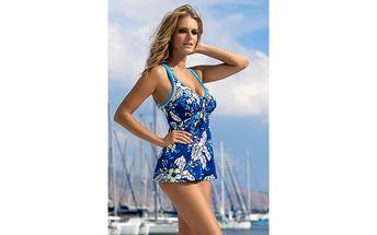 Elegantní model dvoudílných plavek Valentina