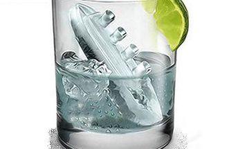 Formička na led ve tvaru Titaniku a ledových ker a poštovné ZDARMA! - 136