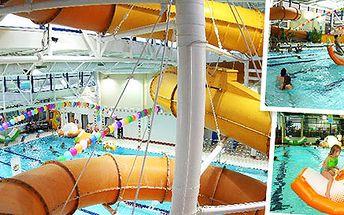 Přenosná permanentka do aquacentra v Letňanech
