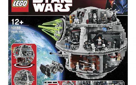Lego Exkluzivní 10188 - Hvězda smrti - LEGO Exkluzivní Sety