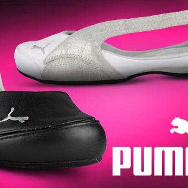 Dámské baleríny Puma – 2 barvy
