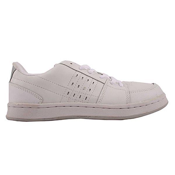 Bílé botasky Custy