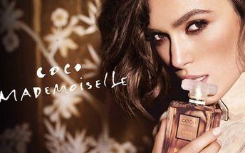 CHANEL Coco Mademoiselle - parfumovaná voda pre ženy 100 ml s rozprašovačom za 53 € vrátane poštovného!