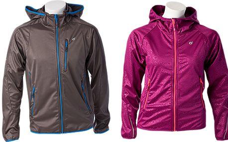 Dámská a pánská funkční softshellová bunda O'STYLE. Vhodná pro aktivní sportovce i pro volný čas. Doporučujeme!