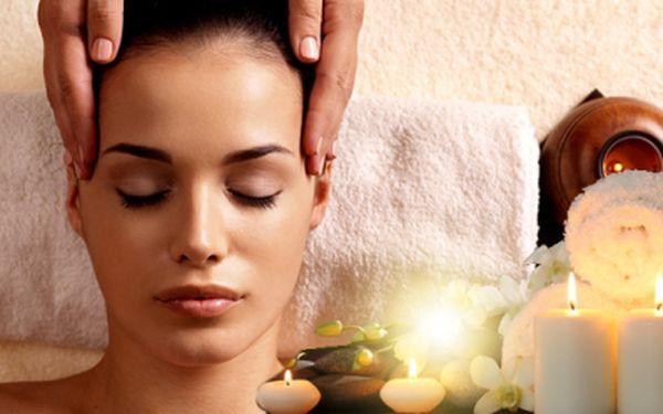 Relaxační MASÁŽ HLAVY, OBLIČEJE A DEKOLTU v délce 40minut za luxusních 149 Kč! Masáž hlavy je jednou z nejpříjemnějších masáží, při které se nejvíce relaxuje!