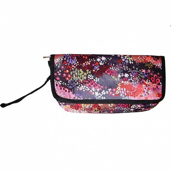 Dámska pestrofarebná kabelka LeSportsac