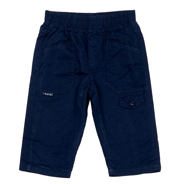 Modré klučičí kalhoty Yatsi
