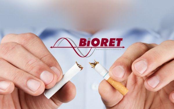 Chcete přestat kouřit, ale nedaří se Vám to? Využijte naší ANTINIKOTINOVÉ a BIOREZONANČNÍ terapie za bezkonkurečních 399 Kč, která Vás zbaví závislosti jednou provždy! Šetřete Vaše zdraví i peníze! Až 80% úspěšnost!