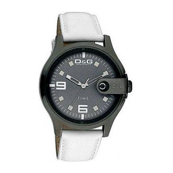Unisex hodinky Dolce&Gabbana bílý pásek