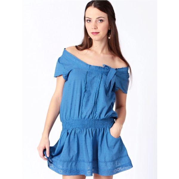 Dámské šaty Lemon Beret modré