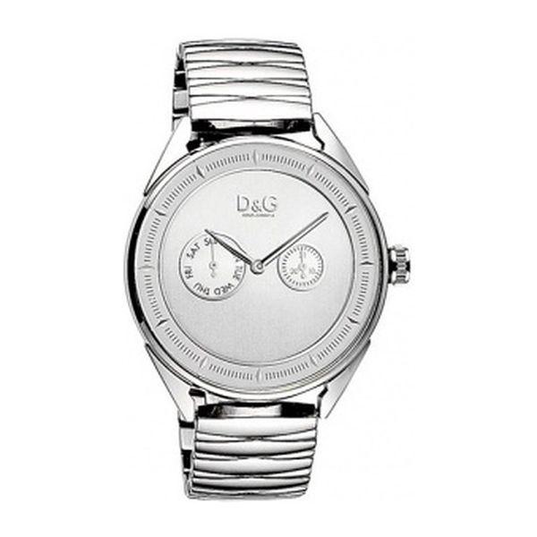 Unisex hodinky Dolce&Gabbana stříbrné
