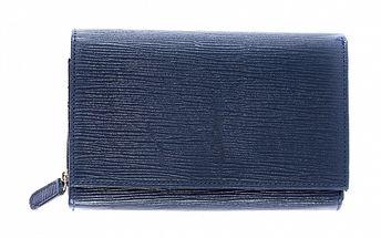 Dámska modrá peňaženka Bagatt