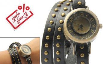 RETRO hodinky pre ženy, ktoré majú svoj štýl!