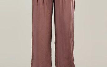 Dámske staroružové harémové nohavice s farebným opaskom Anabelle