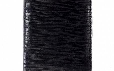 Pánská černá peněženka Bagatt