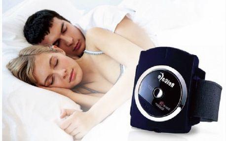 Revoluční novinka - hodinky proti chrápání, které pomocí impulsů zastaví chrápání. Maximální komfort, bezpečí. Plnohodnotný a ničím nerušený spánek za 599 Kč včetně doručení po ČR zdarma!