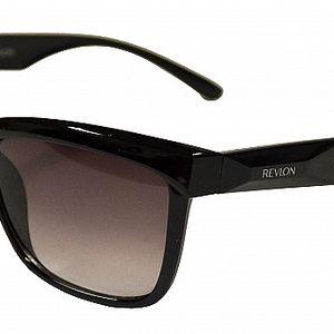 Dámske čierne slnečné okuliare Revlon