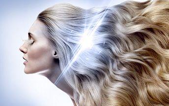 PRODLOUŽENÍ VLASŮ až o 50cm za 1 390 Kč! Prodloužení vlasů velice kvalitním syntetickým materiálem, 80prameny ukončenými keratinem nebo micro-ringy! Výběr z největších barevných a typových kolekcí! Luxusní sleva 68%!