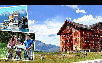 VYSOKÉ TATRY po celý rok s luxusním ubytováním ve 4* apartmánu TATRAGOLF Mountain Resort se slevou až 73 % pro DVA: Prožijte 3 nebo 7 dní v nádherné lokalitě nedaleko zajímavých turistických cílů včetně atraktivních BONUSŮ v podobě výrazných slev na WELLNESS.