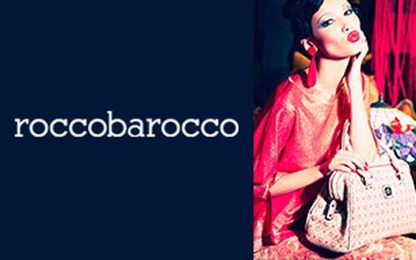 Elegantní dámské kabelky, pásky a peněženky Roccobarocco