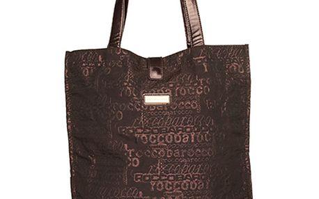 Hnědá skládací taška
