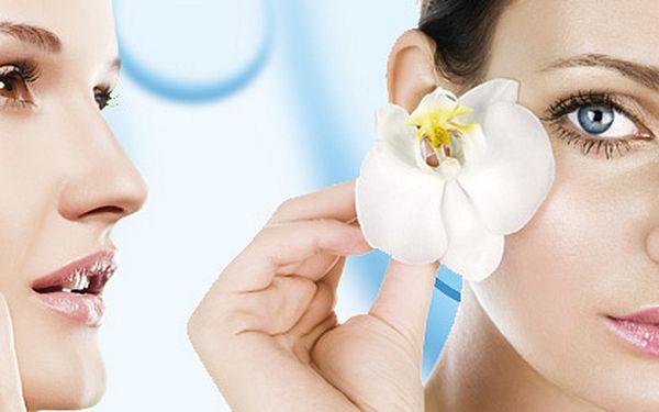 Radiofrekvenční lifting obličeje medicínským přístrojem Rf Perfect