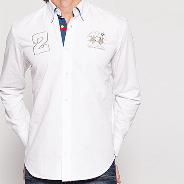 Bílá košile Two
