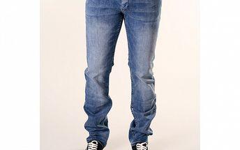 Pánske modré džínsy SixValves