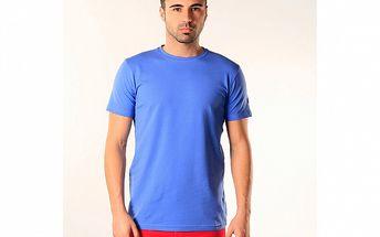 Pánské světle modré triko s krátkým rukávem SixValves