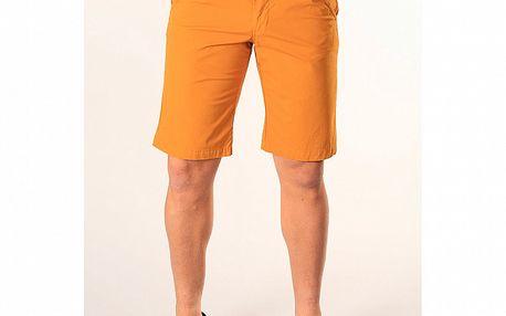 Pánske oranžové kraťasy SixValves