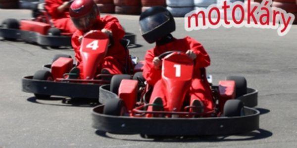 Motokáry Hracholusky! Jízda na sportovní motokáře za úžasných 79 Kč za každých 10 minut! Pujčení helmy ZDARMA! Adrenalin a nezapomenutelný zážitek pro děti i dospělé!!!