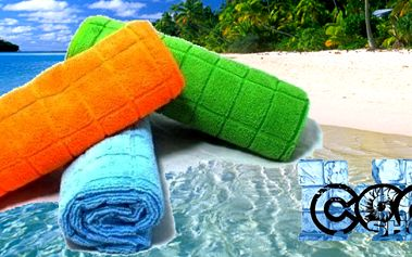 Sada TŘÍ rychleschnoucích ručníků za jednodnou cenu! Pro cestování, domácnost i sportovce. Ručník z mikrovlákna Vám zaručí rychlé a snadné usušení čehokoli! Skvělá cena.