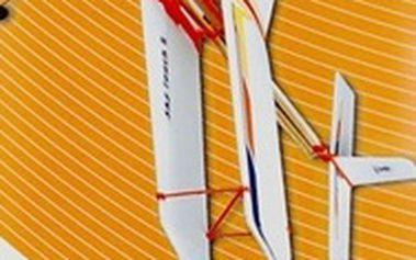 3D stavebnice letadla, které opravdu létá a poštovné ZDARMA! - 142