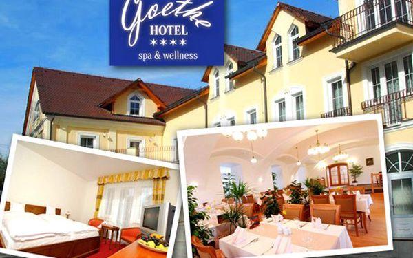 Ubytování pro 2 osoby na 3 dny/2 noci v 4*Hotelu
