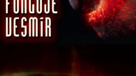 """KOLEKCE 4 DVD """"Jak funguje vesmír"""". Unikátní dokumenty o zrodu vesmíru, vývoji galaxií i objevu první planety!"""