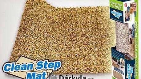 Absorpční rohožka pro pohlcení špíny!