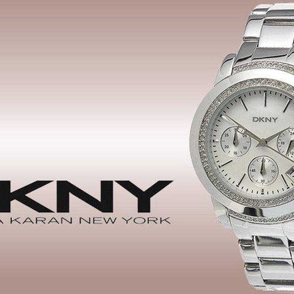 Luxus a nadčasovost. Takové jsou dámské hodinky DKNY