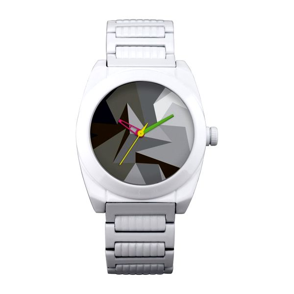Pánské hodinky Firetrap bílé barevné ručičky