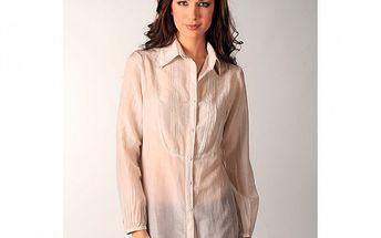 Dámská krémová košile Ada Gatti