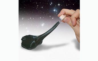 Inteligentní magnetická plastelína s neuvěřitelnými vlastnostmi za skvělou cenu 159 Kč! Super vychytávka nejen pro děti - plastelína má unikátní vlastnosti - natahuje se, zvládá mačkání, skáče, přítáhne se k magnetu. Báječný tip na dárek ke Dni dětí!