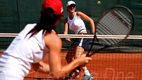 Hodinový prenájom tenisového kurtu v Petržalke