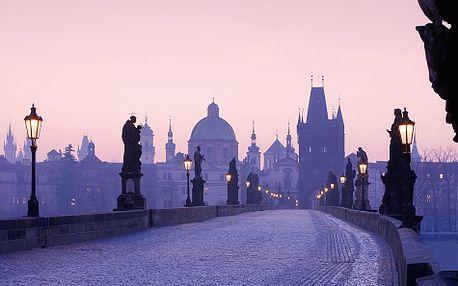 Letní romantika v Praze pro DVA na 3 dny