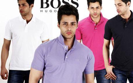 Pánské tričko Hugo Boss v několika barvách!