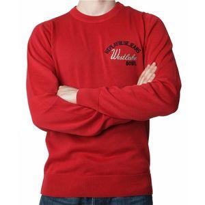 Pánský svetr Replay červený