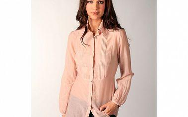 Dámska svetlo ružová košeľa Ada Gatti