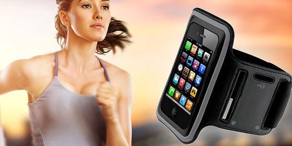 Pouzdro na telefon pro sportovce