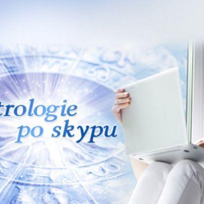 HODINOVÝ ASTROLOGICKÝ ROZBOR díky astrologovi NA SKYPU za pouhých 159 Kč! Stále máte ve svém životě nevyřešené otázky? Poodhalte tajemství svého osudu z pohodlí domova! Astrolog s 15letou praxí a sleva 77%!