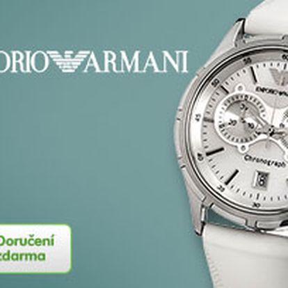 Luxusní pánské hodinky Emporio Armani