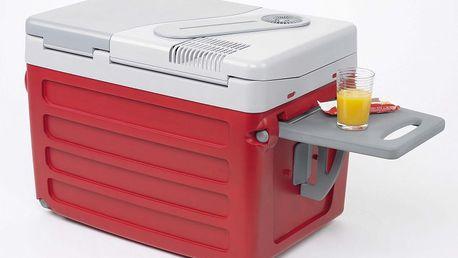 Termoelektrický chladící box TK 53na kolečkách pro snadný přesun. ARDES TK 53